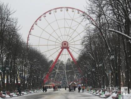 В Парке Горького отметят День студента