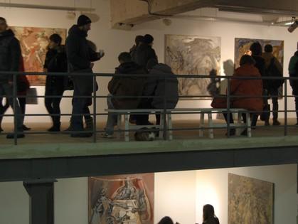 «Ноль без палочки»: в ЕрмиловЦентре открытие женской выставки