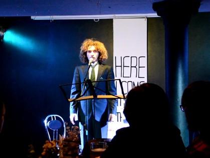 В Харькове показали первый сольный Stand-up