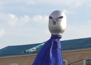 Как праздновали Масленицу в Харькове и Песочине (видео)