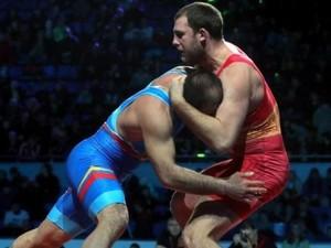 Харьковский борец победил на международном турнире