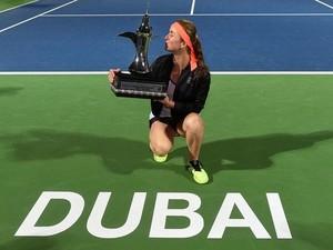 Элина Свитолина признана лучшей теннисисткой мира