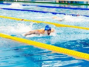 Харьковские пловцы завоевали медали чемпионата Украины