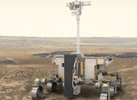 На Марсе ищут место для посадки марсохода, в 2018 году туристам откроют космос
