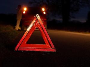 Ночная погоня копов за нарушителем закончилась ДТП (ФОТО)