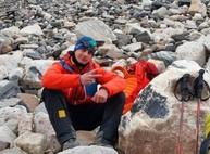 Харьковский альпинист покорил величайшую вершину мира (ФОТО)