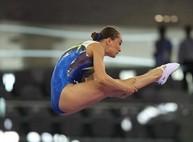 Харьковчане выиграли чемпионат Украины по прыжкам на батуте