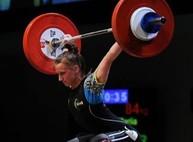 Харьковская тяжелоатлетка завоевала серебряную медаль чемпионата мира