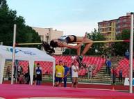 Харьковские легкоатлеты успешно выступили на молодежном чемпионате Украины