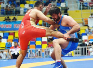Харьковский борец выиграл международный турнир
