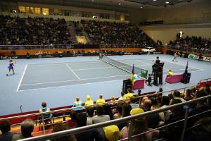 Светличная: Теннисный матч Кубка Федерации в Харькове прошел выше стандартов Всемирной группы