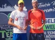 Харьковские теннисисты Марина Чернышова и Марат Девятьяров победили на турнирах Международной федерации тенниса (ITF)