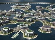 В Полинезии готовятся к строительству первого в мире города на океане