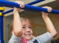 В многоэтажке на Рогани открылся детский спортивный центр (ФОТО)