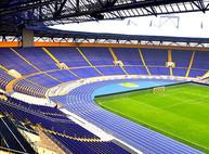 На стадионе «Металлист» пройдет открытая тренировка национальной сборной по футболу