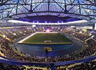 Возвращение большого футбола в Харьков: Победа в первом тайме