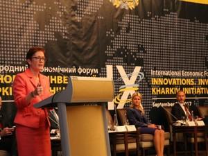 Мари Йованович: Харьковский регион чрезвычайно важен для США