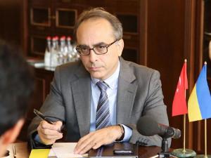 Посол Турции: динамичное развитие Харьковщины — большая заслуга Юлии Светличной