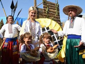 Светличная: Большая Слобожанская ярмарка — это 2000 видов продукции от харьковских аграриев