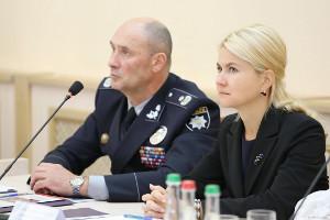 Глава Консультативной миссии ЕС и Светличная презентовали Стратегию МВД