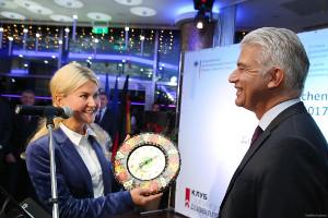 Светличная: Германия — это надежный друг, который в трудную минуту вместе с нами