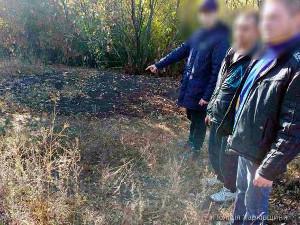 Харьковский курсант пытался зарезать прохожего