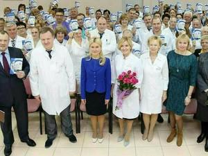 Главная детская больница Харьковской области получила уникальную аппаратуру – Светличная / ФОТО