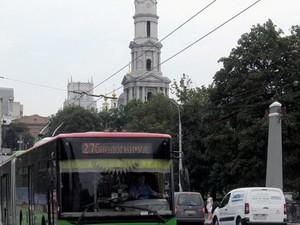 На Холодной горе изменится движение троллейбусов - подробнее