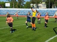 Харьковская футбольная команда ухитрилась разгромить соперника с очень нефутбольным счетом