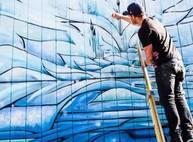 «Kharkiv Mural Fеst» проходит в Харькове