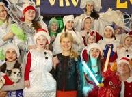 В этом году в Харьковской области мы увеличили количество новогодних мероприятий, - Светличная