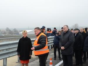 Восстановили мост на кольцевой в Песочине. 42 года он был без капитального ремонта, - Светличная