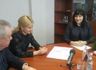 Светличная про нового руководителя теруправления Счетной палаты Украины: для финансовой системы государства - это большая находка
