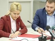 ХОГА будет сотрудничать с Харьковским антикоррупционным центром (Фото)