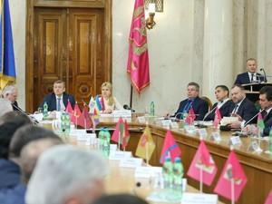 Юлия Светличная проанонсировала объединение 5 территориальных громад в Харьковской области