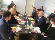 Светличная договорилась с ЕБРР об обновлении троллейбусного парка Харькова
