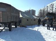 Более 30 домов в Харькове остаются без отопления из-за масштабной аварии