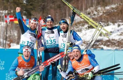 Светличная поздравила харьковских паралимпийцев-медалистов