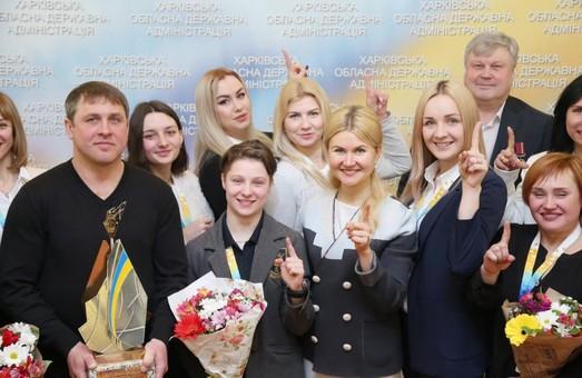 Светличная: результат харьковских «Пантер» – это наивысшее достижение в Украине