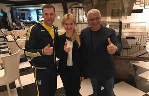 Светличная договорилась о проведении в Харькове футбольного матча Лиги наций