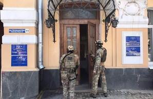 СБУ провела обыск в Новобаварской райадминистрации Харькова: нашли много любопытных артефактов / ФОТО