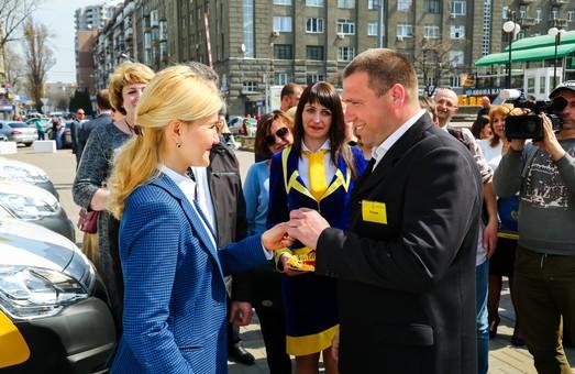 """Автопарк харьковского филиала """"Укрпочты"""" обновлен на 25% - Светличная"""