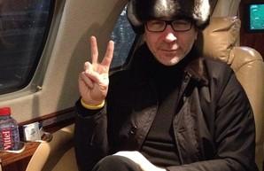 Геннадий Кернес отправился в Альпы на частном самолете: подробности об отпуске городского головы