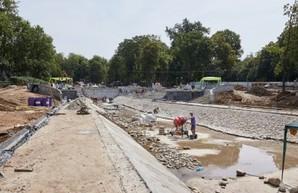 В саду Шевченко в Харькове хотят установить 400 новых лавочек