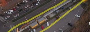 Харьковчане требуют ликвидировать незаконную парковку на проспекте Науки