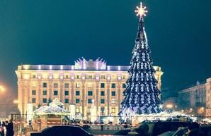 Новый год не отменяется: Харьков продолжает готовиться к праздникам