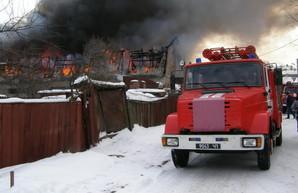 За новогодние праздники спасатели 70 раз выезжали по сигналу «тревога»