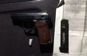В Харькове задержали двух «воров в законе» с оружием и наркотиками (ФОТО)