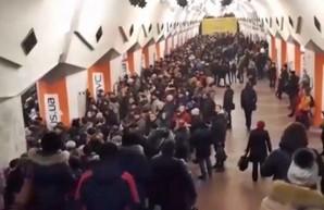 В метро объяснили сбой в движении поездов на зеленой ветке