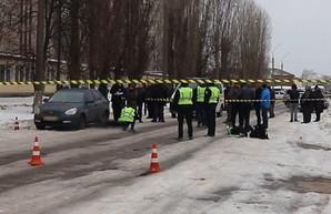 В Харькове зверски убили таксиста (ФОТО, ВИДЕО)